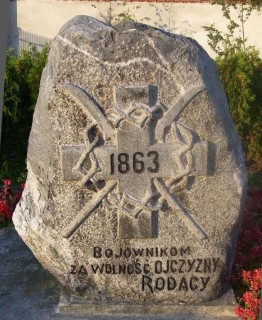 Powstańcy 1863