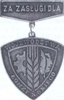 Za Zasługi dla Województwa Łomżyńskiego