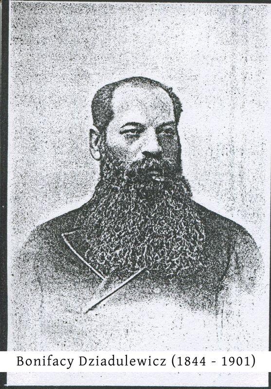 Dziadulewicz Bonifacy