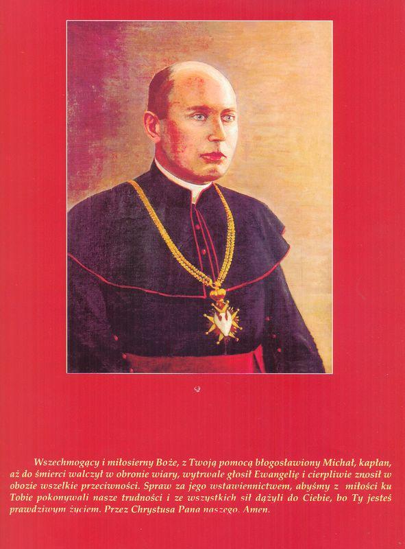Błogosławiony ks. Michał Piaszczynski