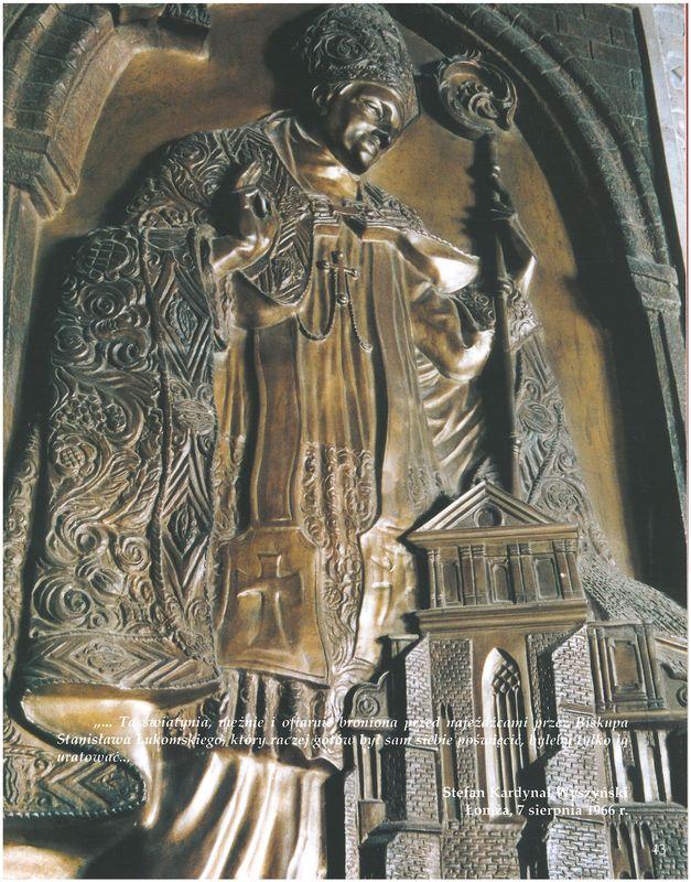 Biskup Stanisław Kostka Łukomski-obrońca Katedry