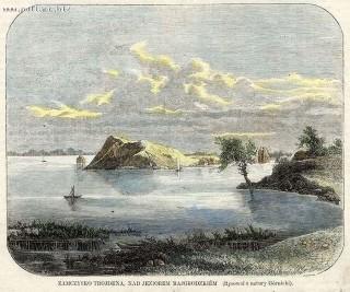 Góra Zamkowa w Rajgrodzie