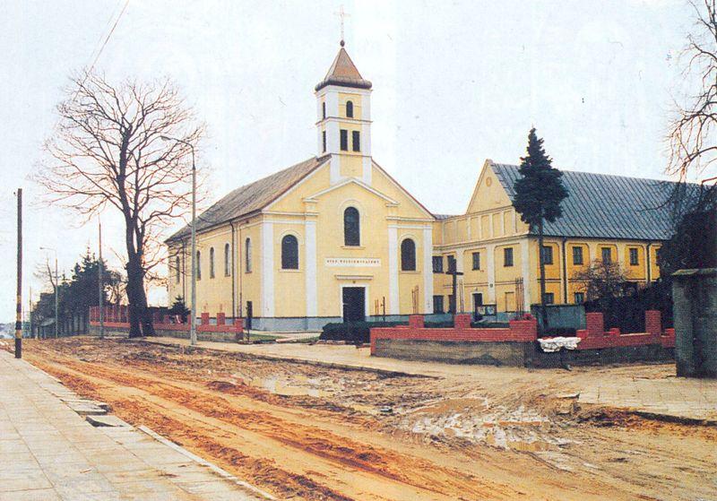 Kościół Świętej Trójcy w Łomży