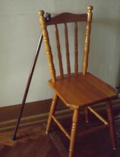 Krzesło o Zbigniewa