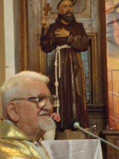 o. Zbigniew ze św. Franciszkiem