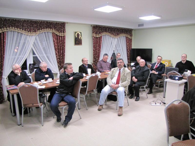Spotkanie historyczne z udziałem biskupa Tadeusza seniora
