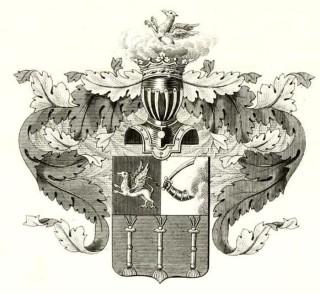 Herb rodu Tuchaczewskich.
