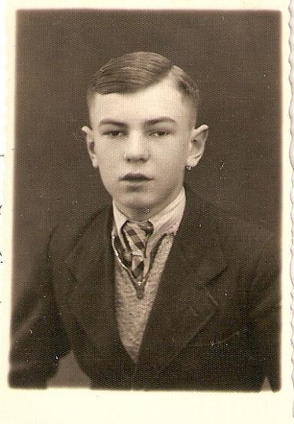 Jerzy Smurzyński - 1942 r.