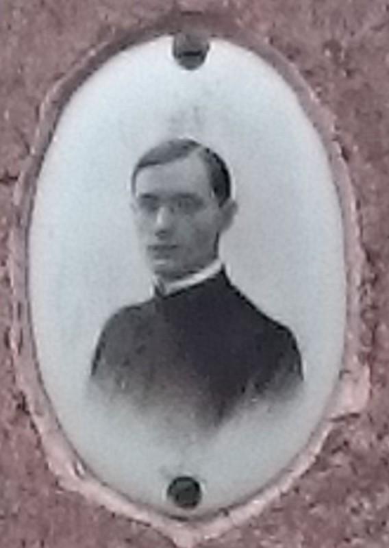 Kazimierz Dardziński zdjęcie z nagrobku