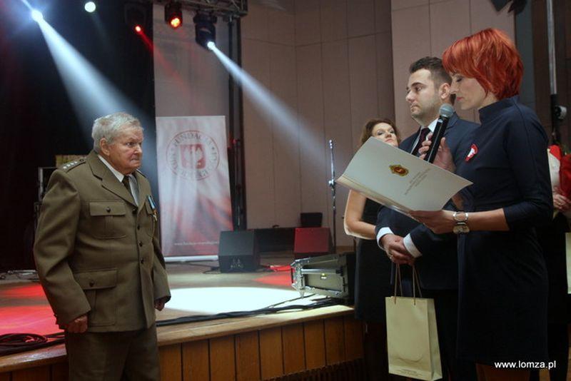 Mieczysław Bruszewski - Honorowy Obywatel Miasta Łomży