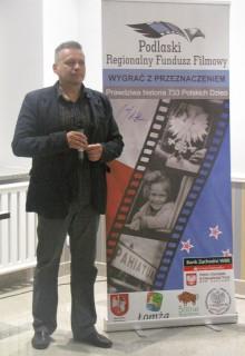 Reżyser Marek Lechpwicz