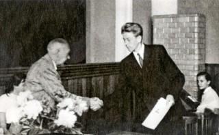 Balewski Bogdan 1958
