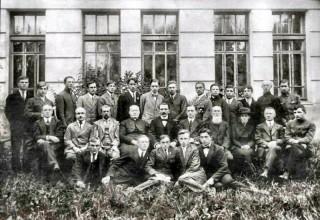 GTK matura 1922