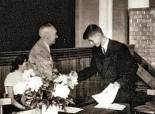 Romek Kleczek 1958