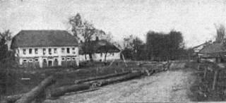 Siedlisko maj. Koszelów margr. Milewskiej Umiastowskłej pod Nowogródkiem, zajętego pod osadnictwo wojskowe.