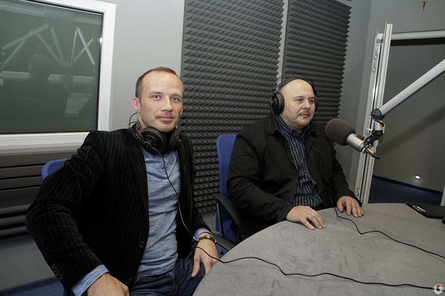 mariusz patalan i wojciech winko Radio Nadzieja 7 urodziny