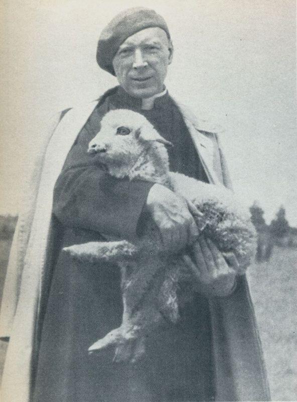 Życie moje oddaję za owce (J 10, 15).