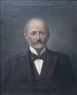 Izydor Bielicki. Ze zbiorów Muzeum Reg. w Jaśle.