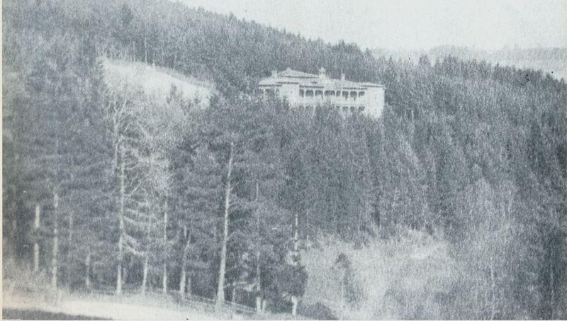 Klasztor Nazaretanek w Komańczy, kolejne odosobnienie.