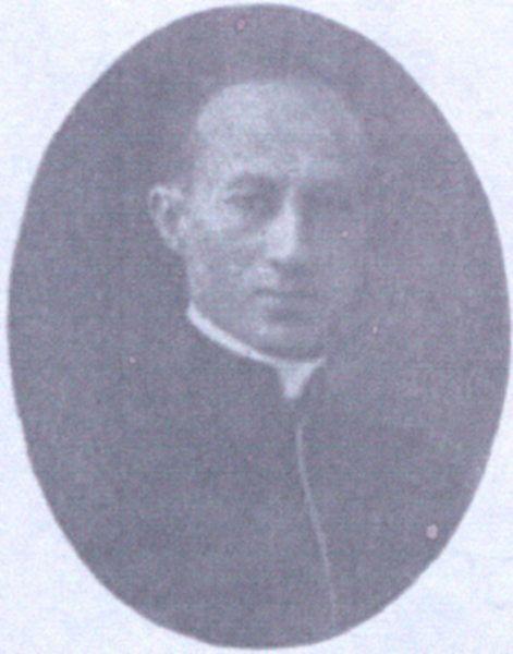 ks. Kazimierz Lutosławski - zdjęcie z Tygodnika Ilustrowanego