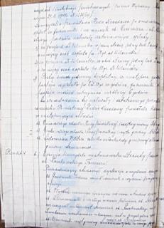 APB-Ł, Protokoły posiedzeń Powiatowej Rady Narodowej z lat 1944-1946, sygn.1, k.3 /lewa strona/