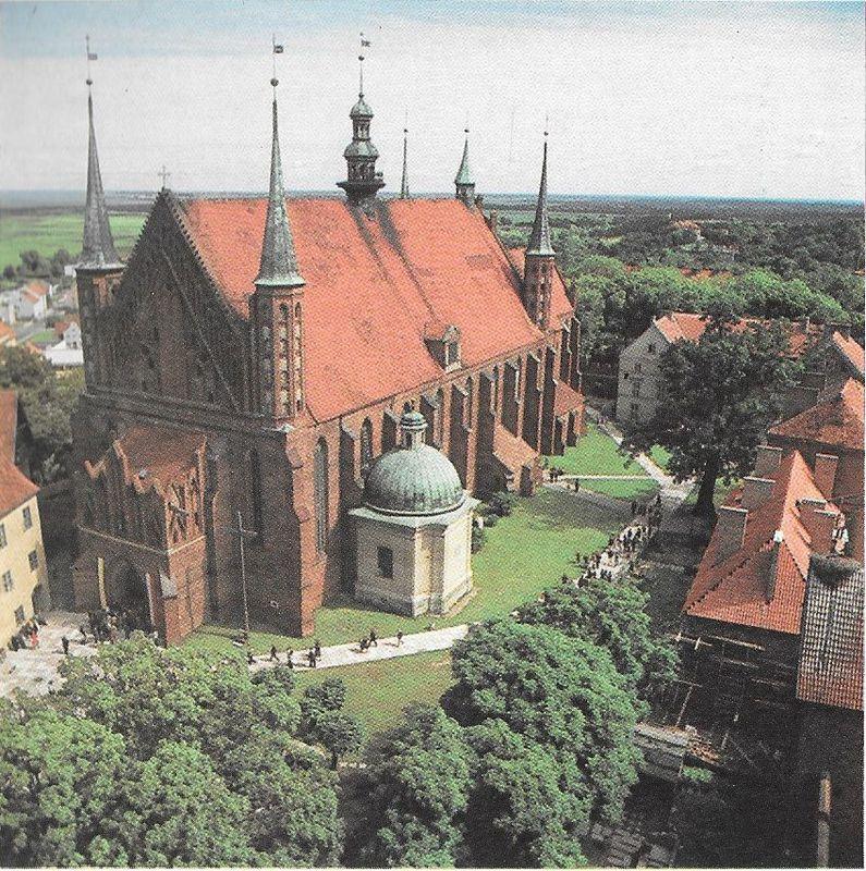 Katedra we Fromborku (diecezja warmińska) pw. Wniebowzięcia NMP