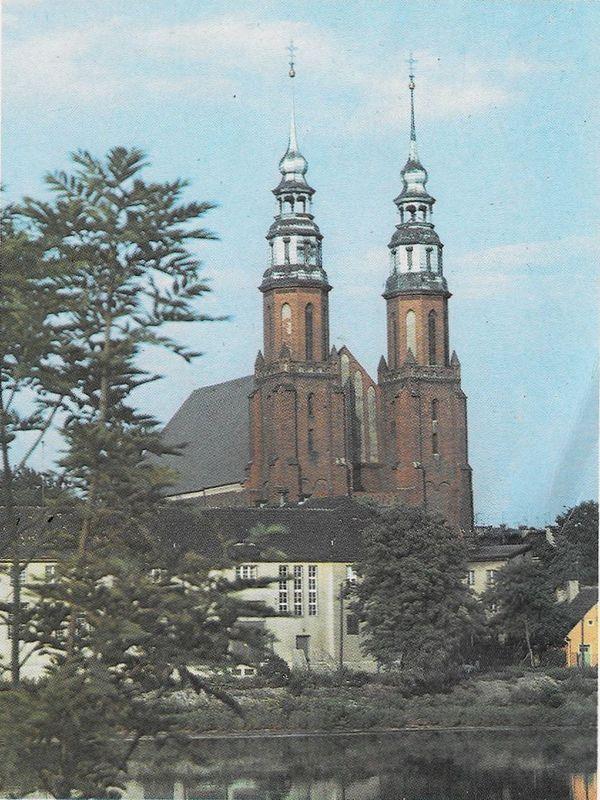 Kościół katedralny pw. Podwyższenia Krzyża Świętego w Opolu