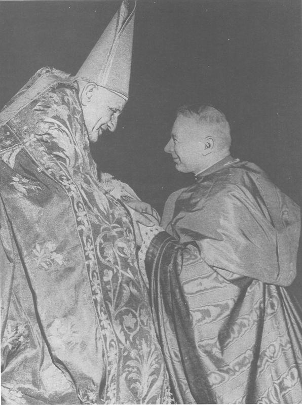 Prymas Polski zawsze wiernej składa homagium Janowi XXIII