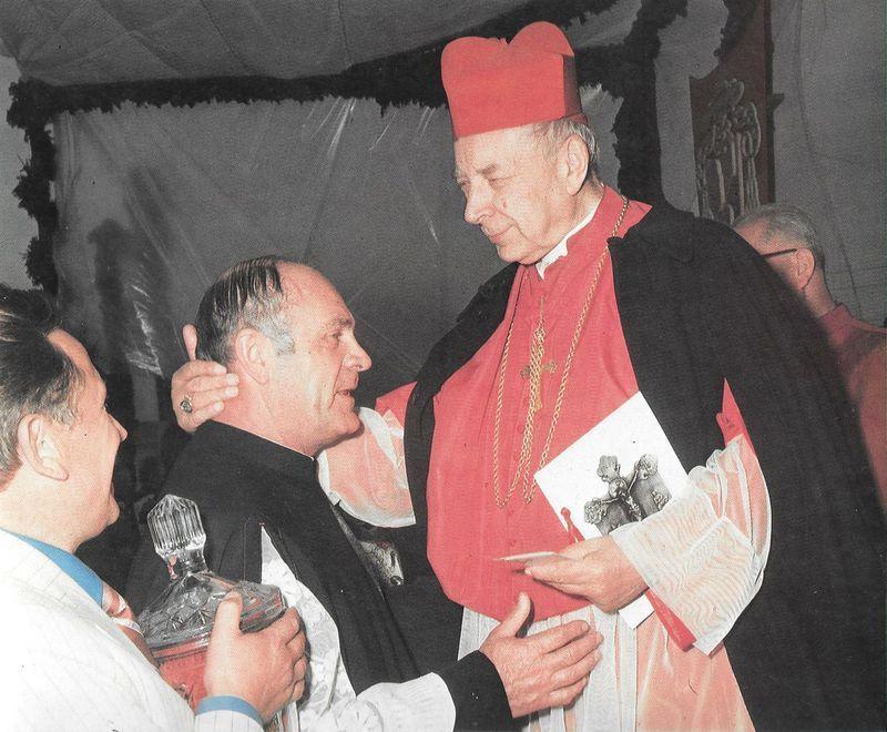 W ojcowskim geściez kapłanem diecezji koszalińsko - kołobrzeskiej