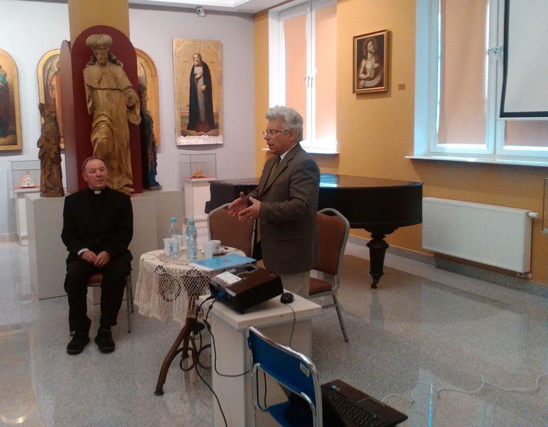 Ks. prof. Witold Jemielity. Prof. dr. hab. Wiesław. Wysock