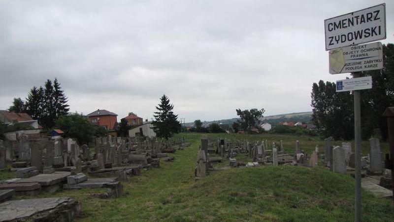 Cmentarz żydowski przy ulicy Bocznej