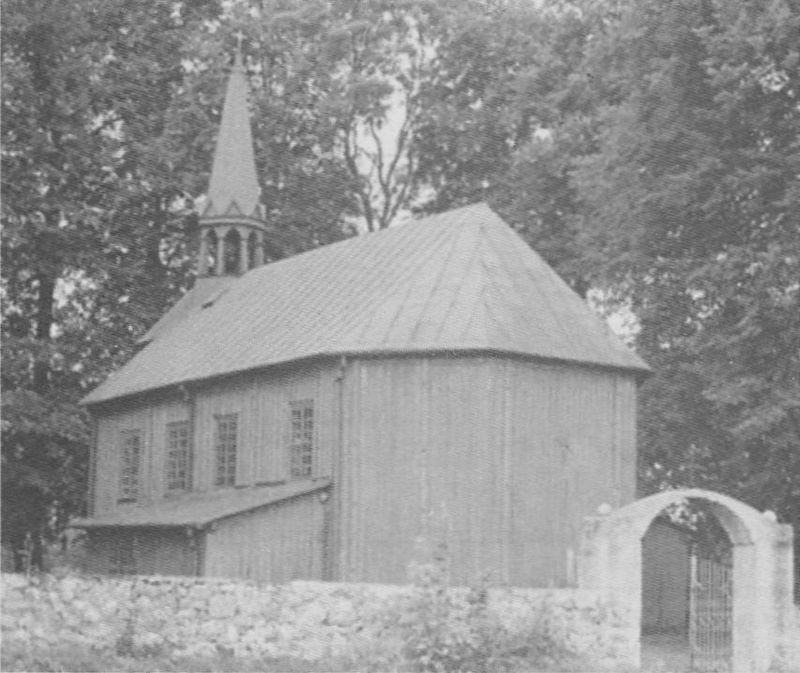 Kościół parafialny w Giełczynie