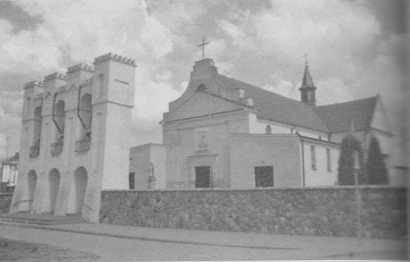 Kościół parafialny w Rutkach Kossakach