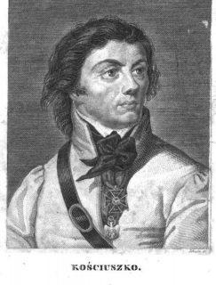 Kosciuszko portret