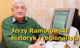Jedwabne k/Lomzy 29.11.2012.n/z  Jerzy Ramotowski nauczyciel historii badajacy dzieje Jedwabnego  .Fot.Tomasz Hamrat/Gazeta Polska