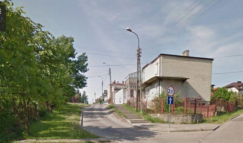 Ul. Boczna od ul. Górnej