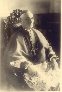 Biskup Łomżyński Stanisław Kostka - Łukomski