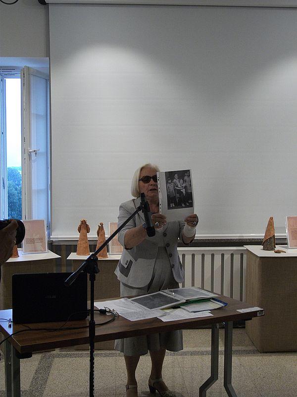Dalszy ciąg wykładu Pani Janiny Szenk