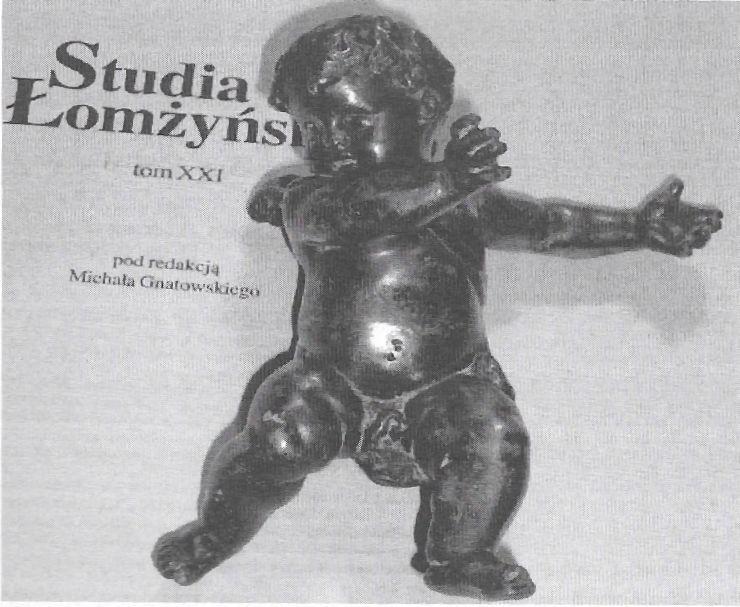Figurka, którą otrzymał Wincenty Skarżyński w Madrycie w 1844 roku (w posiadaniu Marii Skarżyńskiej z Calgary)