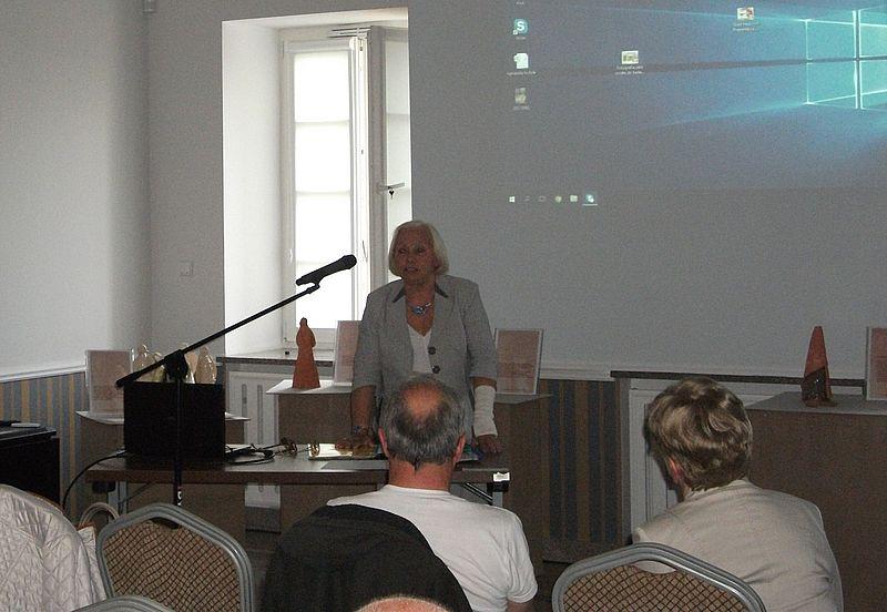 Wykład Pani Janiny Szenk