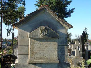 Pomnik nagrobny poświęcony pamięci Seweryna Bończy Skarzyńskiego z 1817r