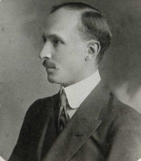 Józef Lutosławski fot. ze zbiorów Muzeum Przyrody w Drozdowie