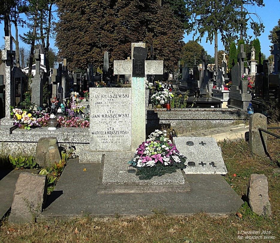 Grobowiec rodziny Kraszewskich