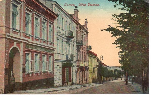 Ulica Dworna