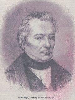 Jakub Waga. Portret