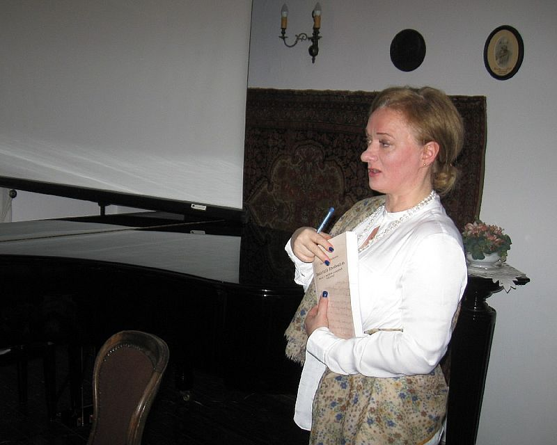 Dr Małgorzata Krystyna Frąckiewicz-wspolorganizatorka-spotkania