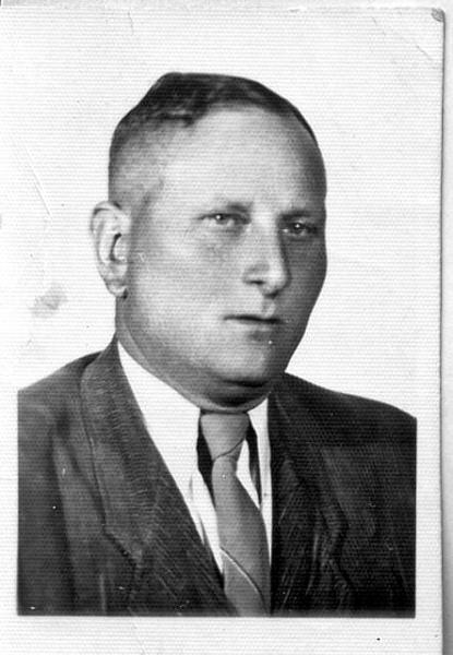 """Stanisław Marchewka ps. """"Ryba"""""""
