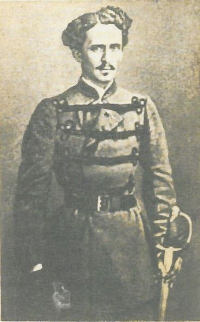 Józef Konstanty Ramotowski.