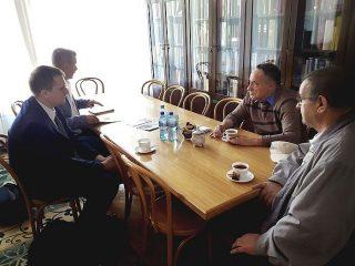 Uczestnicy spotkania
