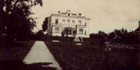 Dwór dolny w Drozdowie wybudowany pod koniec XIX wieku
